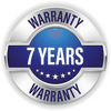 7 Years Extended Warranty
