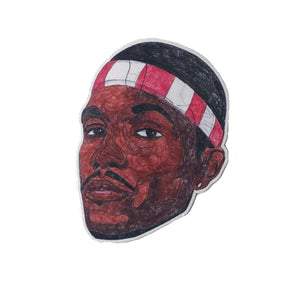 Frank Ocean Art Sticker - pinpac