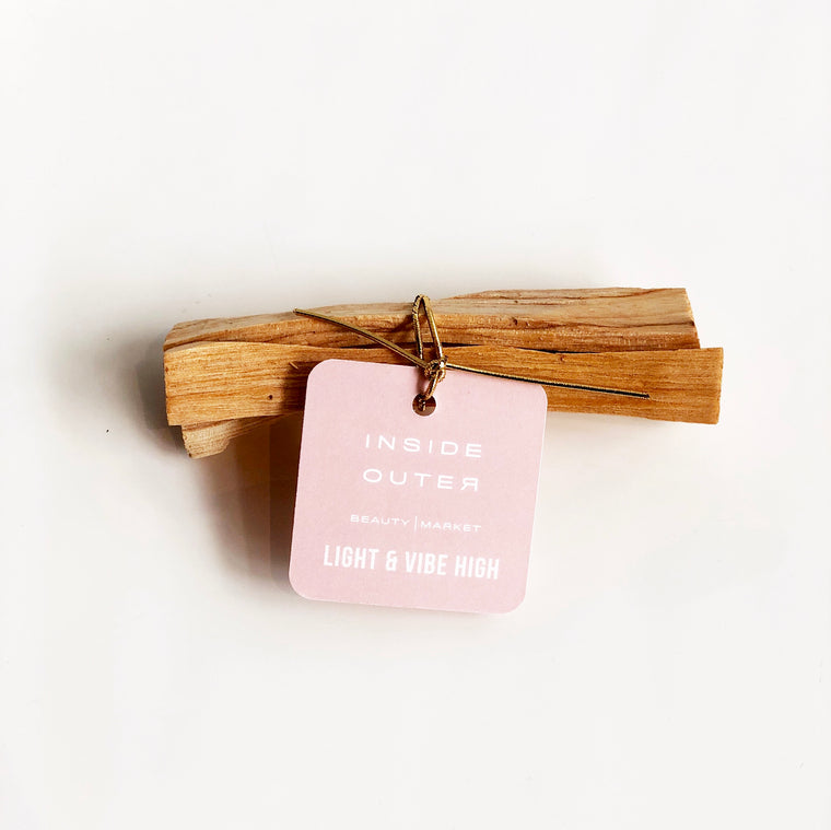 Palo Santo - 3 - Stick Bundle