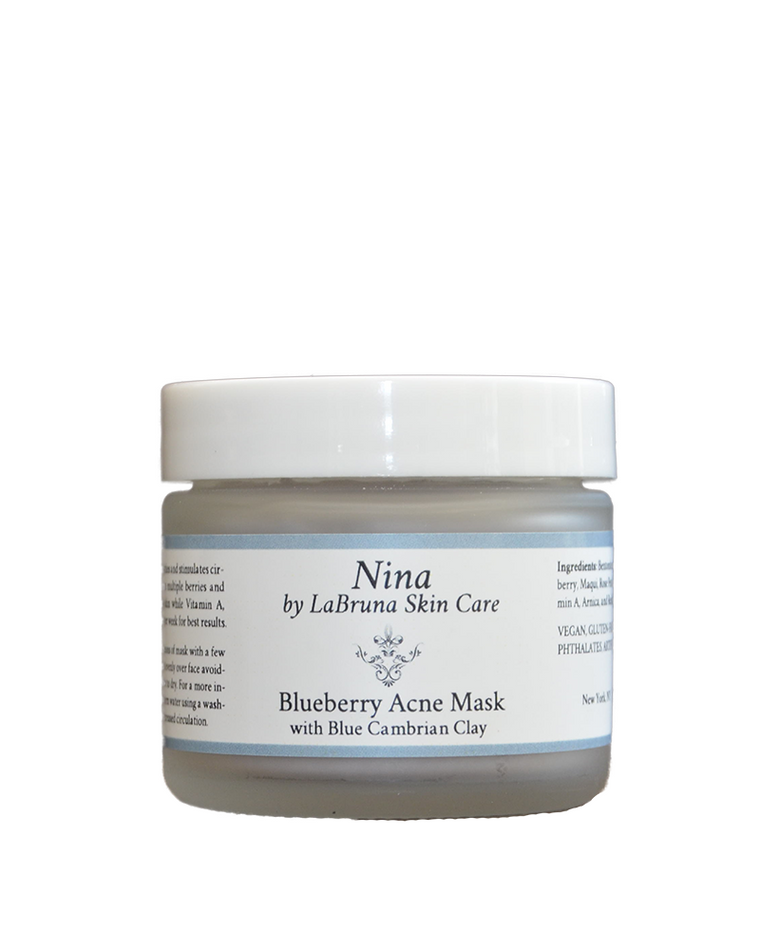 Blueberry Acne Mask