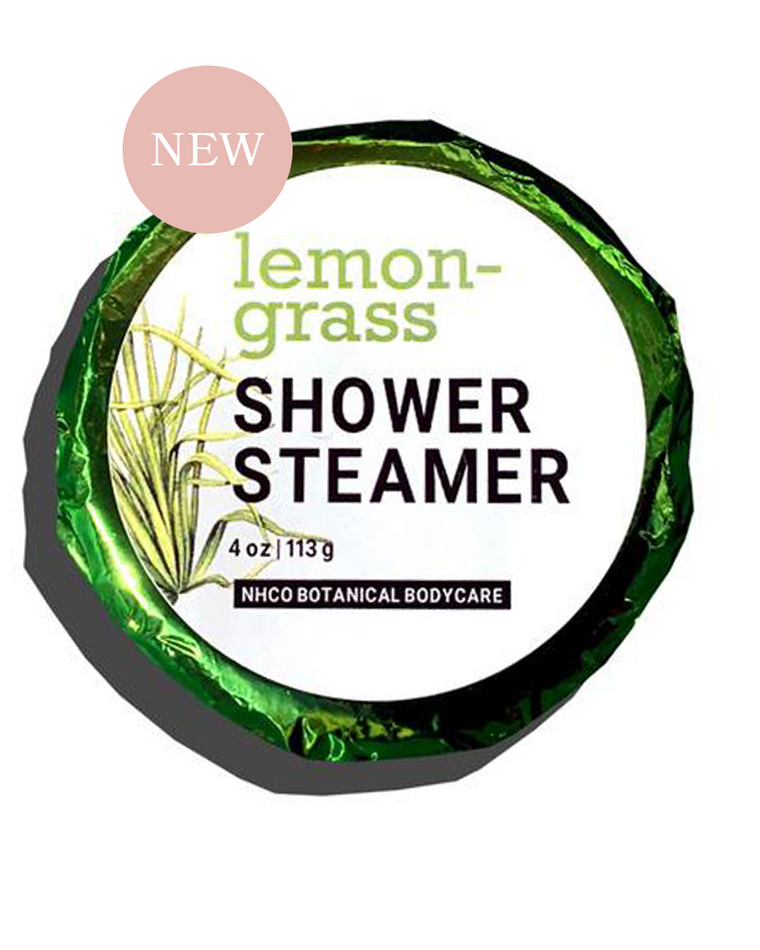 Lemon Menthe Shower Steamer