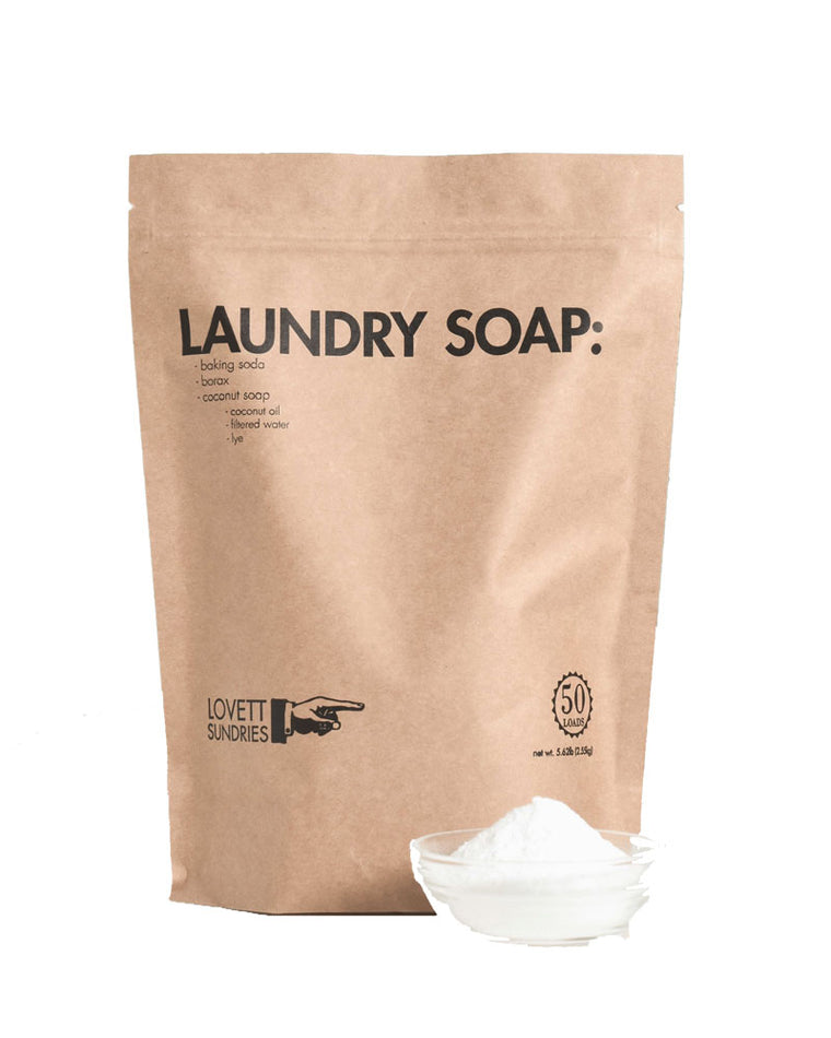 Laundry Soap - Powder