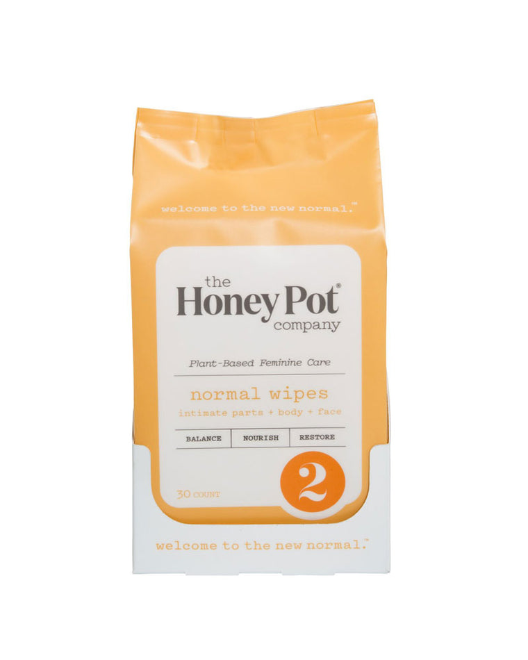 Normal Feminine Wipes - 30 Ct