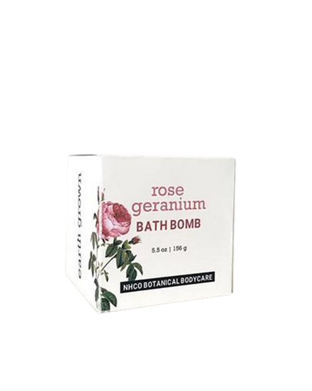 Bath Bomb - Rose Geranium