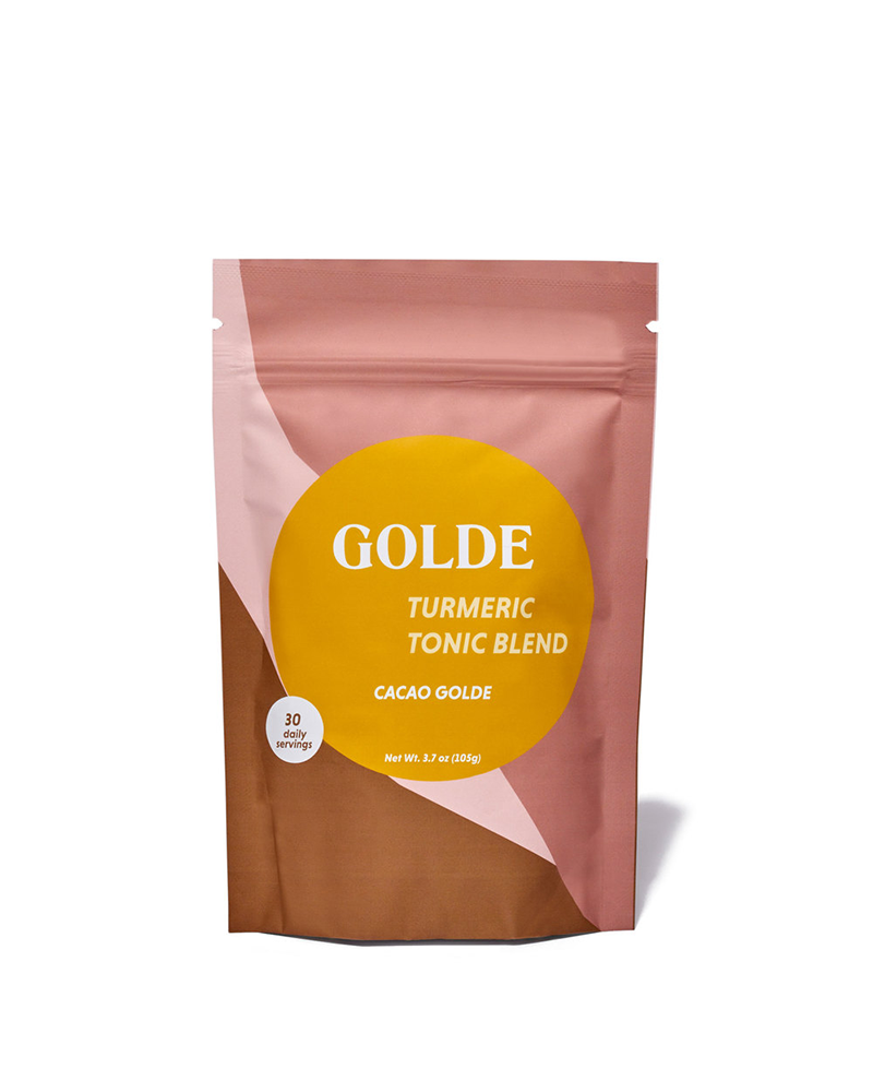 GOLDE Turmeric Blend Cacao