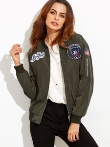 Green bomber jacket south africa