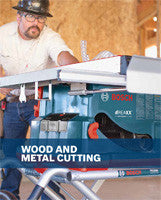 Bosch Wood and Metal Cutting