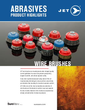 Jet Wire Brushes