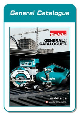 Makita General Catalogue