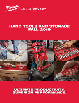 Milwaukee Hand Tools 2019