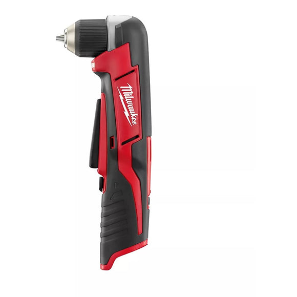 "Milwaukee 2415-20 M12 Cordless 3/8"" Right Angle Drill/Driver (Tool Only)"
