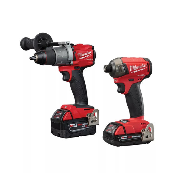 Milwaukee 2999-22CXC M18 FUEL 2-Tool Combo Kit
