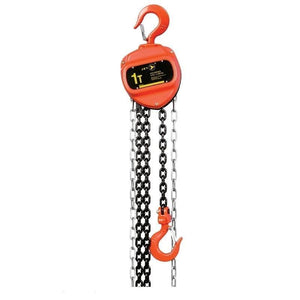 1 Ton 10' Lift VCH Series Chain Hoist (101012)