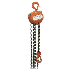 1 Ton 20' Lift L-90 Series Chain Hoist - Super Heavy Duty (101216)