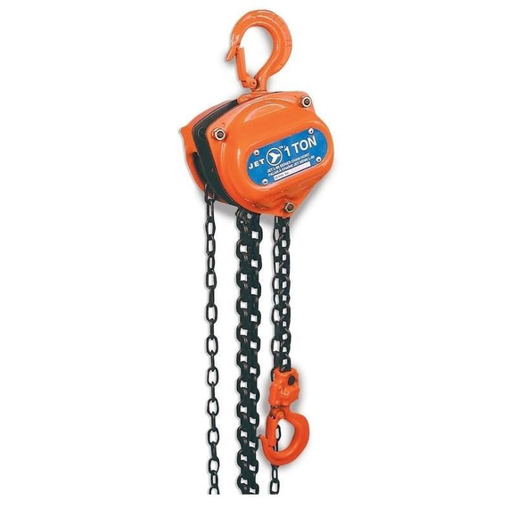 3 Ton 20' Lift Chain Hoist Super Heavy Duty Overload Protection 101456