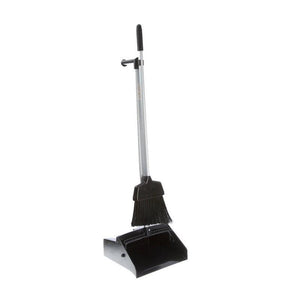 Lobby Dust Pan With Lobby Broom