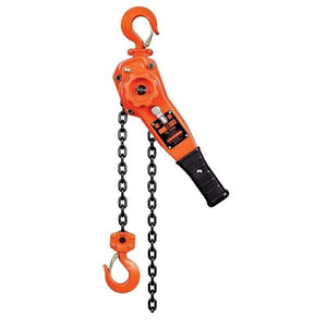 1-1/2 Ton 5' Lift KLP Series Lever Chain Hoist - Heavy Duty (110403)