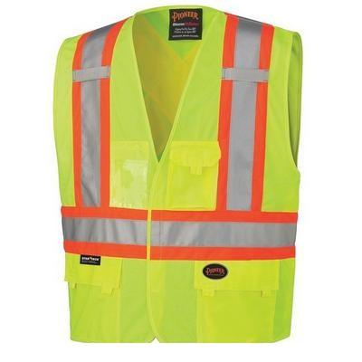 Hi-Viz Safety Vest - Yellow (131)