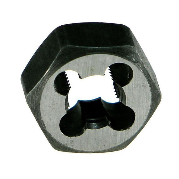 Drillco Carbon Hex Rethreading Dies