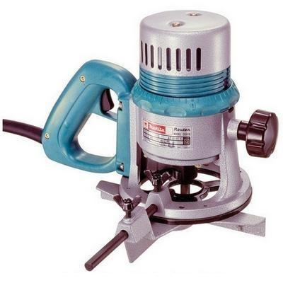 Makita 1-3/8 H.P. Router (Model 3601B)