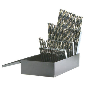 Drillco Nitro High Speed Steel 29 Piece Drill Bit Set (400N29)