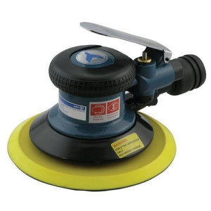 "Jet 6"" Dual Action Random Orbit Central-Vac Sander Heavy Duty (403217)"