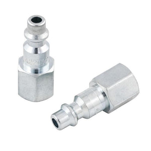 "I/M' Plug Female - 1/4"" Body x 1/4"" NPT (420002)"