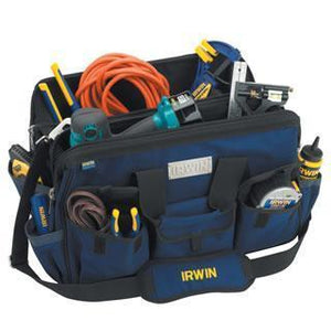"Irwin 18"" Double-Sided Tool Bag"