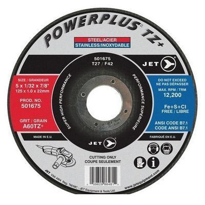 5 x 1/16 x 7/8 A46PX POWER-XTREME T27 Cut-Off Wheel (501677)