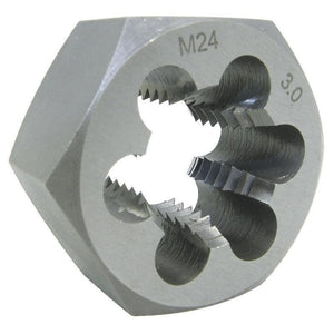 "Jet Alloy Steel Metric - Type 1-7/16"" Hex Dies"