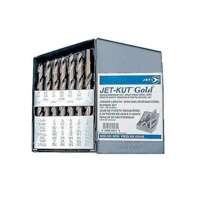 JET-KUT GOLD 29 Piece Super Premium (570142)
