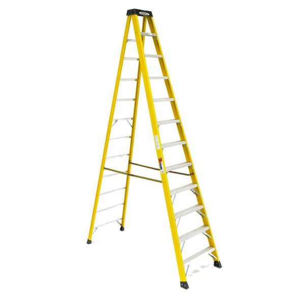 12 ft Type IA Fiberglass Step Ladder