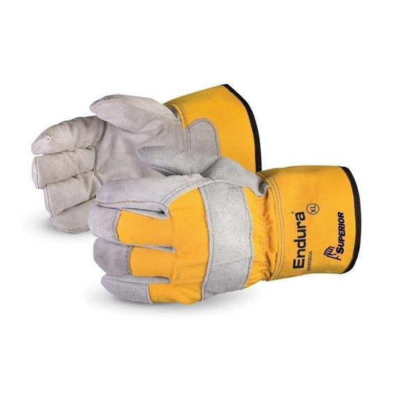 Endura Split-Leather, Fully Lined Fitters Glove