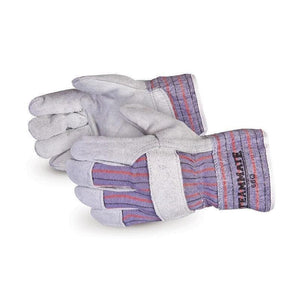 Crewmate Economy Quality Split Fitters Gloves with Cotton Lined Palms