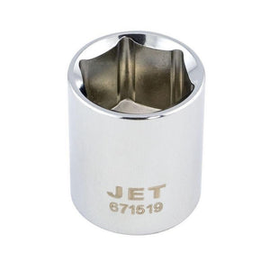 11mm 6 Point Regular Chrome Socket - Metric