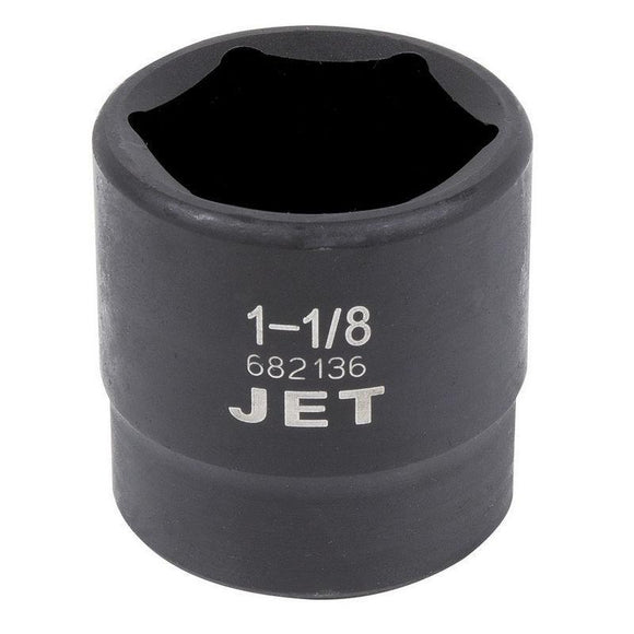6 Point Regular Impact Socket - 1/2