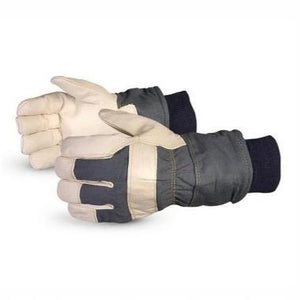 Endura Cowgrain Fleece Lined Fitter Gloves (76KBFL)