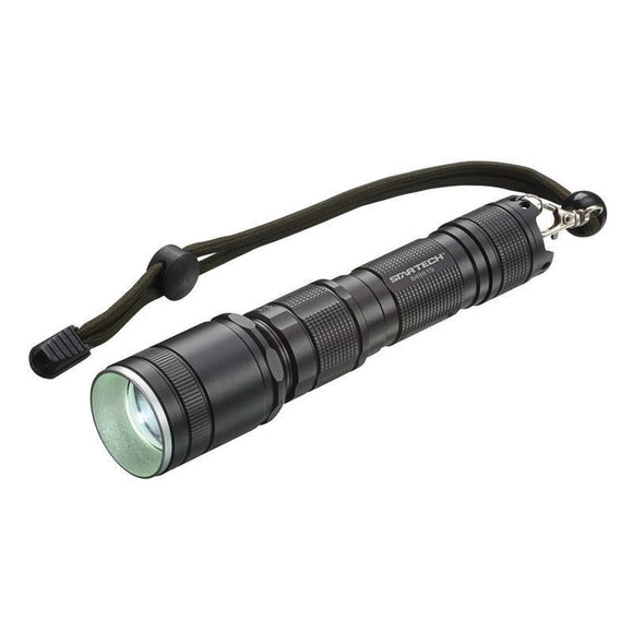 LED Flashlight - 600 Lumens - with USB charger (849819)