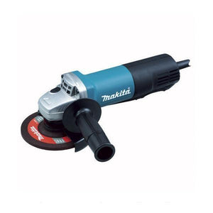 "Makita 5"" Angle Grinder 2-Stage Safety Paddle Switch (AC/DC) (9558PB)"