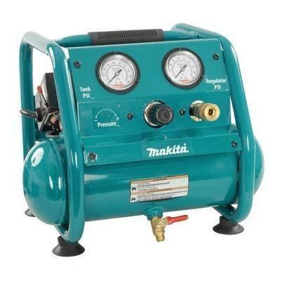 Makita 1 H.P. Peak Air Compressor (Model AC001)