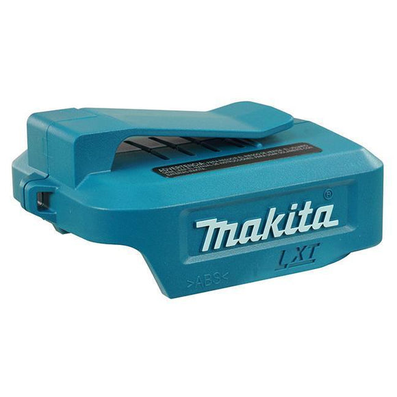 Makita ADP05 18V/14.4V Li-Ion USB Power Source Adapter