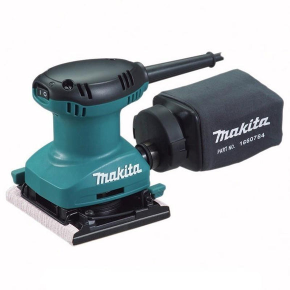Makita 1/4 Sheet Sander (Model BO4557)