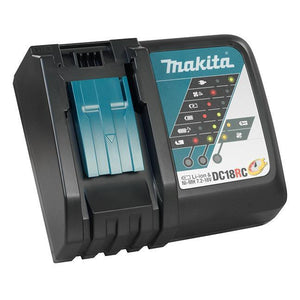 Makita 18V Li-Ion Rapid Charger - DC18RC