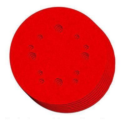 Diablo Random Orbital Sanding Discs Hook & Lock 7 Piece Refinishing Pack