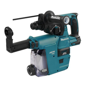 "Makita DHR242ZWX 15/16"" Cordless Rotary Hammer with Brushless Motor"
