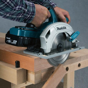 "7-1/4"" Cordless Circular Saw - Makita (Model DHS711Z)"
