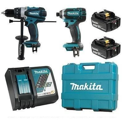 2 Tool Cordless Combo Kit (Makita DLX2005T)