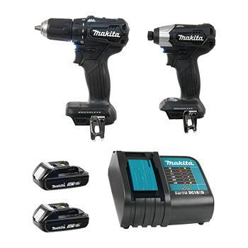 Makita 18V Sub-Compact 2 Tool Combo Kit DLX2220SYB On Sale While Supplies Last