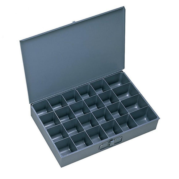 24 Compartment Large Scoop Box (102-95)
