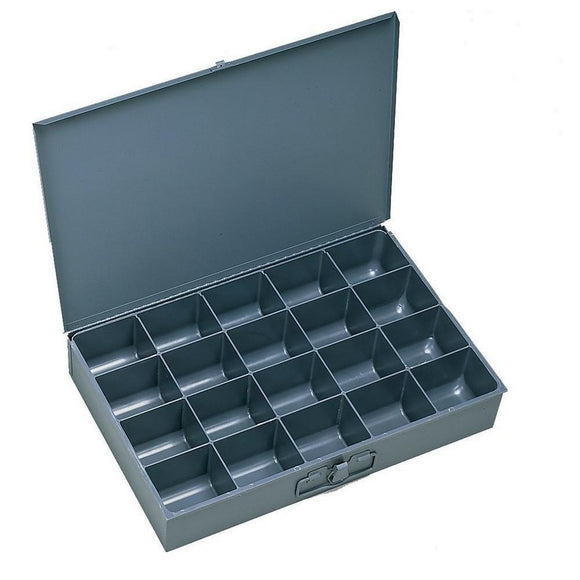 20 Compartment Small Scoop Box (206-95)